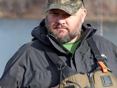 Chad Hoover, KBF Open 2014 Coordinator