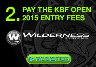 KBF OPEN Registration Step 2
