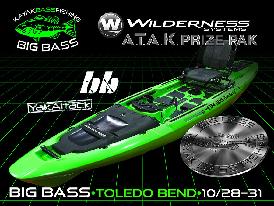 KBF Big Bass Pack - October 28-31