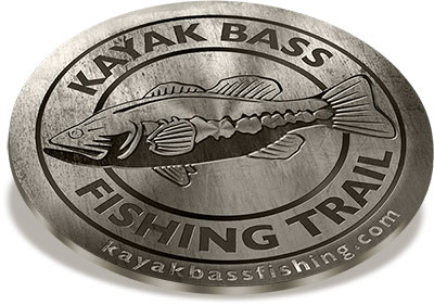 Kayak Bass Fishing Trail