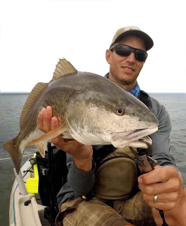 Kbf redfish challenge series kayak bass fishing for Bass fishing challenge