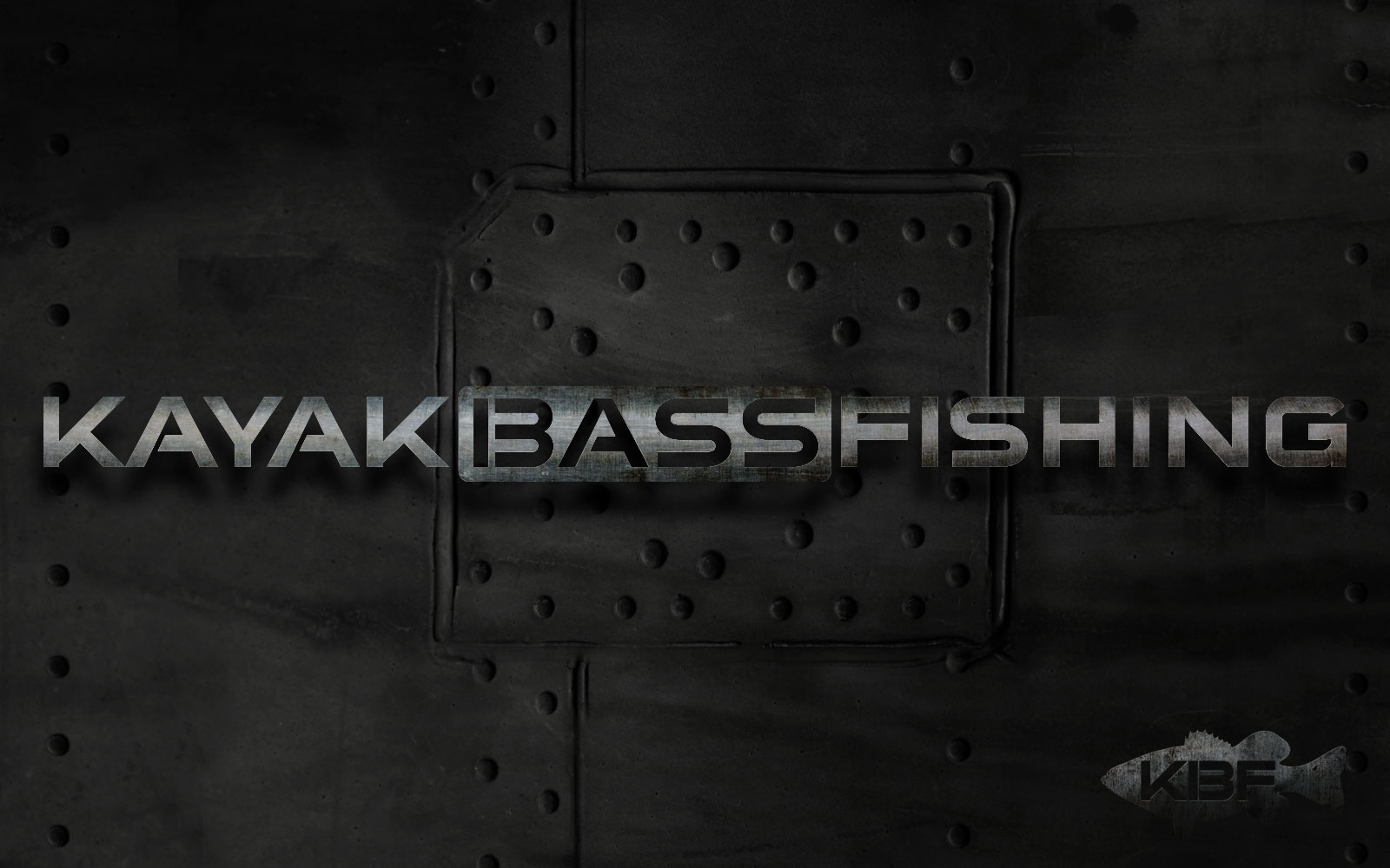 KAYAKBASSFISHING Background