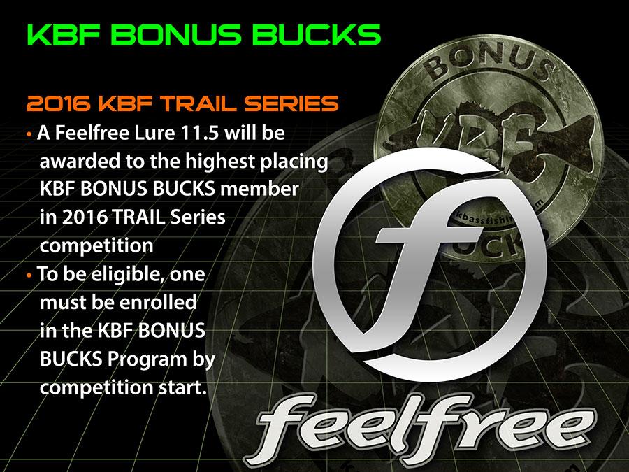 Feelfree Bonus Bucks Award